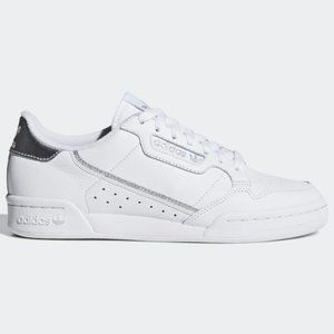 NEW! ADIDAS CONTINENTAL 80 CLOUD WHITE SHOES